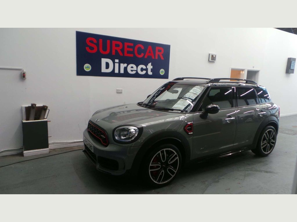 MINI COUNTRYMAN Hatchback 2.0 John Cooper Works Auto ALL4 (s/s) 5dr