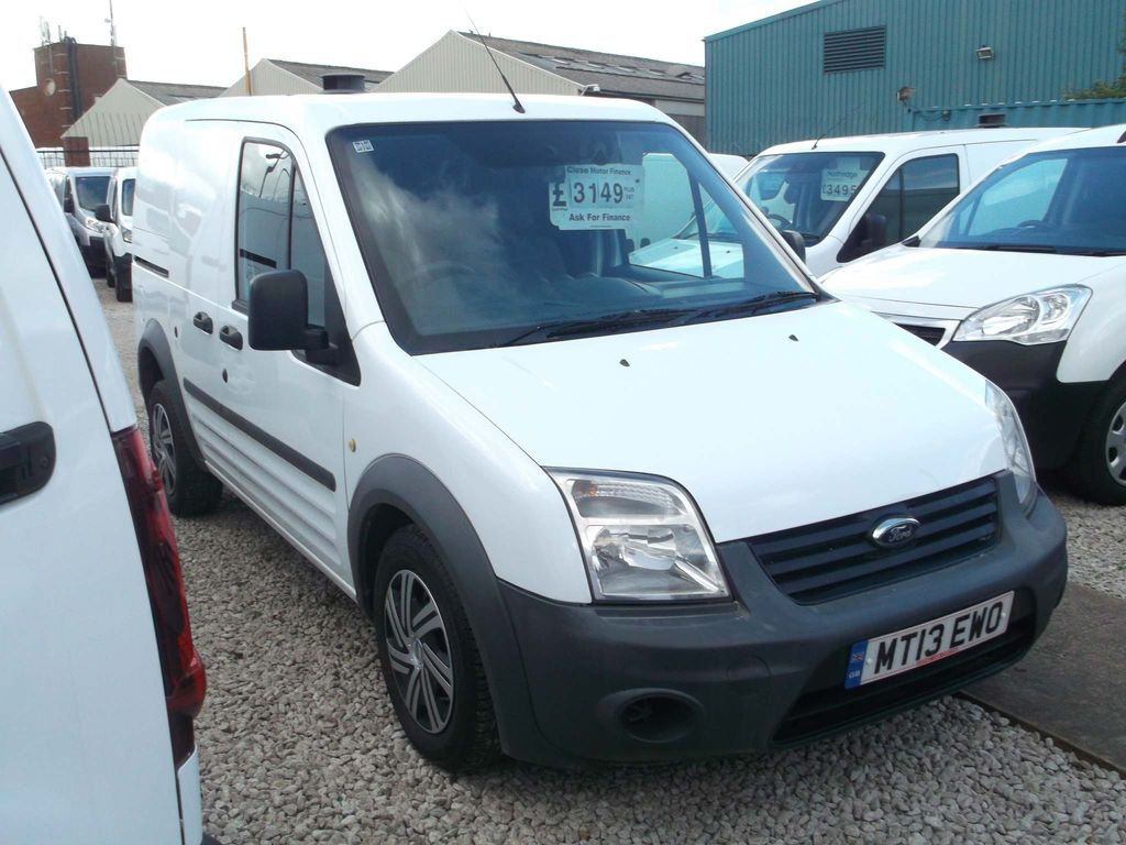 FORD TRANSIT CONNECT Panel Van T220 1.8TDDI 75PS 6 DOOR AIR CON
