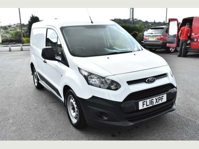 FORD TRANSIT CONNECT Other 1.6 TDCi L1 200 Panel Van 5dr
