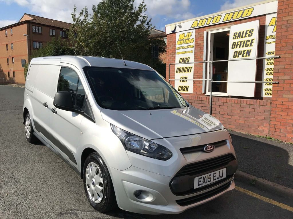 FORD TRANSIT CONNECT Other 1.6 TDCi L1 220 Trend Panel Van 4dr