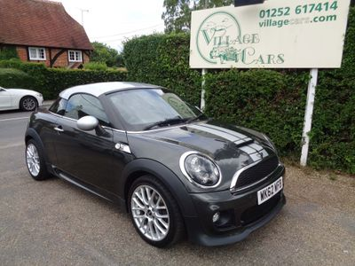 MINI COUPE Coupe 2.0 Cooper SD (Chili) 2dr