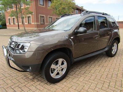 DACIA DUSTER SUV 1.6 SCE AIR 5 DR PETROL 5 SPEED MANUAL