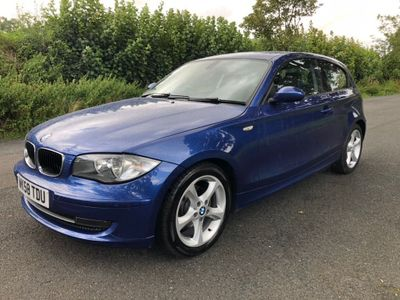 BMW 1 SERIES Hatchback 1.6 116i Edition ES 3dr