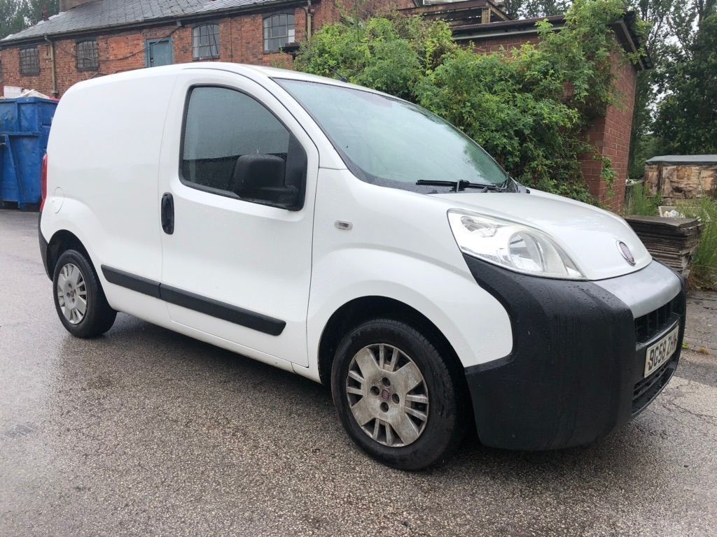 FIAT FIORINO Other 1.3 JTD Multijet Cargo SX Panel Van 3dr
