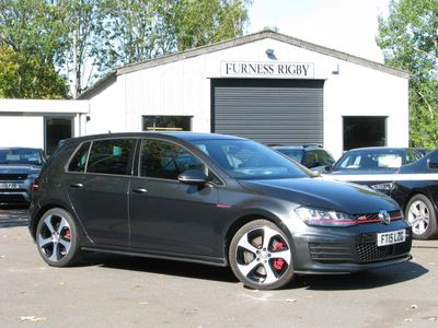 VOLKSWAGEN GOLF Hatchback 2.0 TSI GTI (Performance pack) DSG 5dr