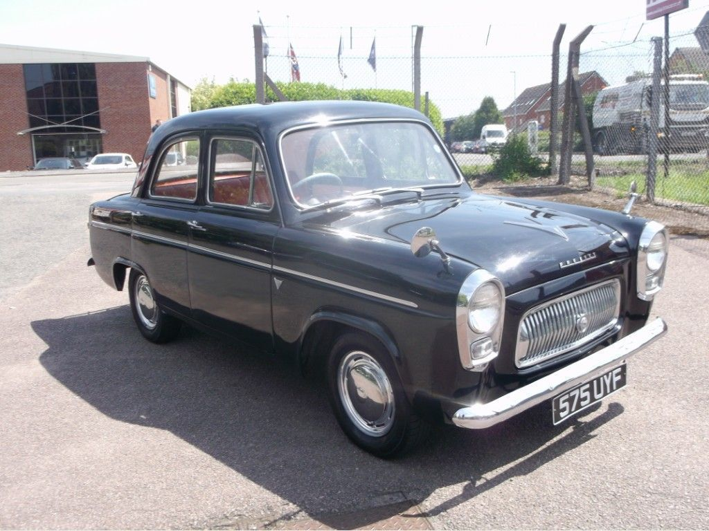 FORD PREFECT Saloon