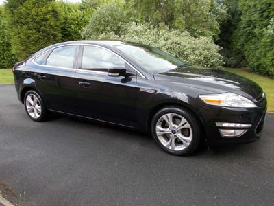 FORD MONDEO Hatchback 1.6 T EcoBoost Titanium X (s/s) 5dr