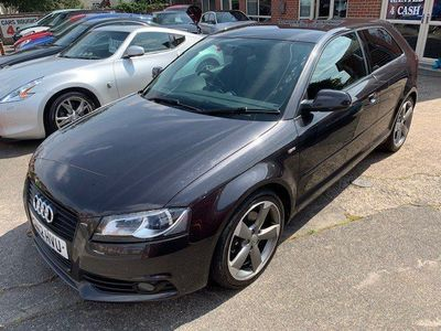 AUDI A3 Hatchback {Edition unlisted}