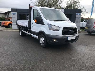 FORD TRANSIT Tipper 350/470 L2 ONE STOP TIPPER **A/C**