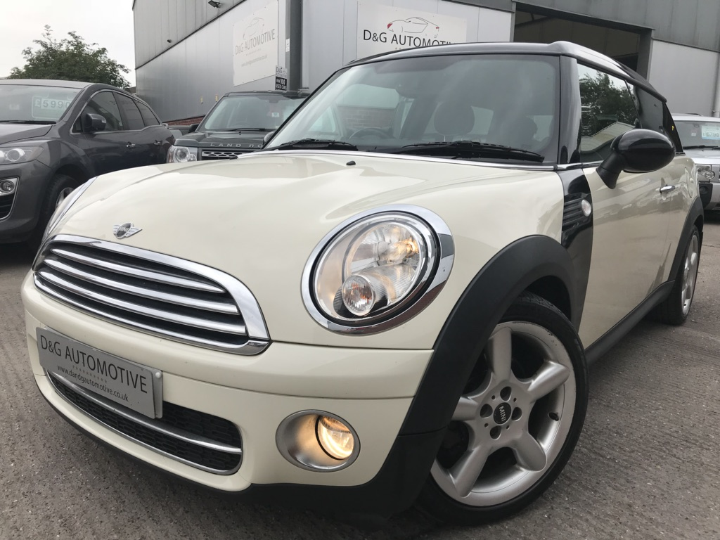 MINI CLUBMAN Estate 1.6 TD Cooper D 4dr