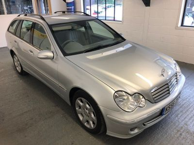 MERCEDES-BENZ C CLASS Estate 2.1 C220 CDI Elegance SE 5dr