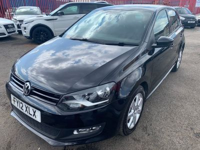 VOLKSWAGEN POLO Hatchback 1.2 TDI Match 5dr