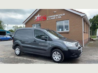 CITROEN BERLINGO Other 1.6 HDi L1 850 Enterprise Special Edition Panel Van 5dr
