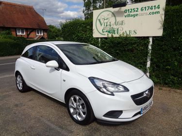 Used Vauxhall Corsa Hatchback 1 2i Excite 3dr (A/c) in Fleet