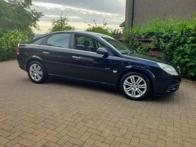 VAUXHALL VECTRA Hatchback 2.8 i Turbo V6 24v Elite 5dr (nav)