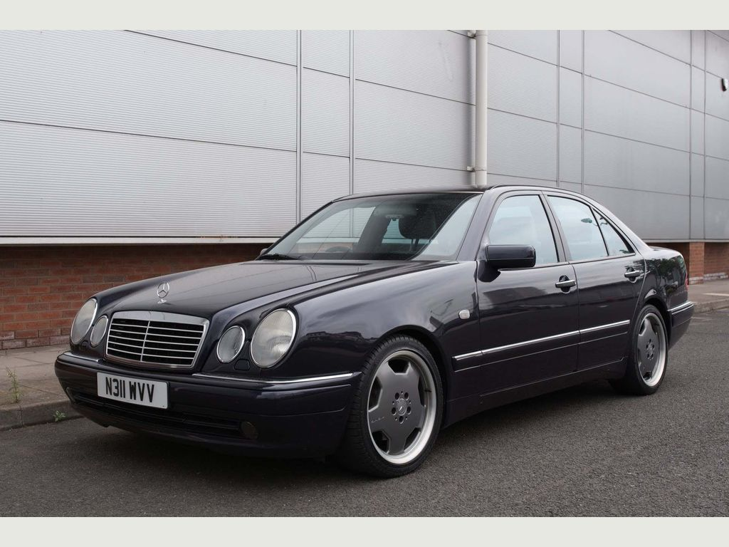 Used Mercedes-benz Amg Saloon 3 6 E36 Amg 4dr in Birmingham