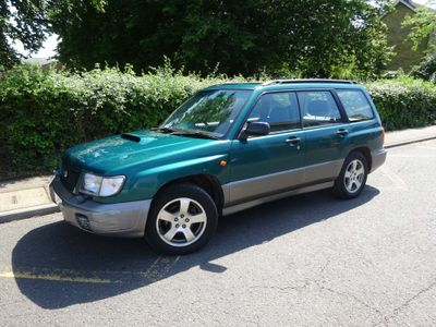SUBARU FORESTER SUV 2.0 Turbo S (All-Weather Pack) 5dr