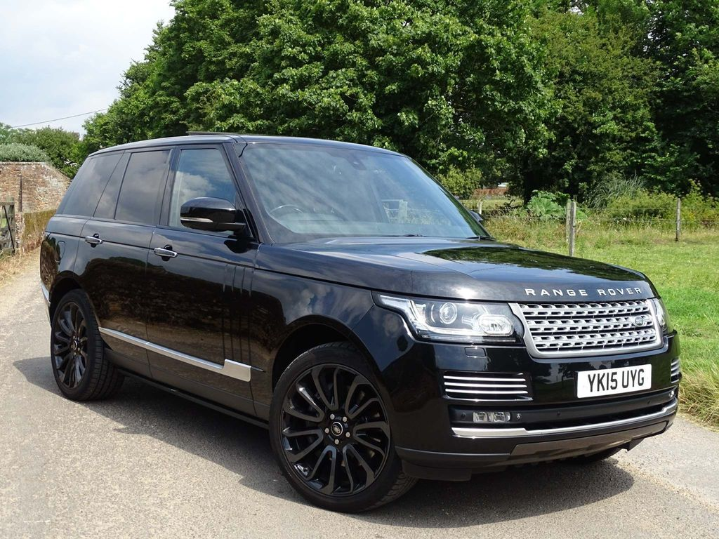 LAND ROVER RANGE ROVER SUV 5.0 V8 Autobiography Auto 4WD (s/s) 5dr