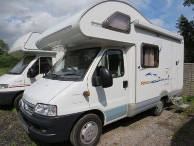 Swift sundance 530L Coach Built