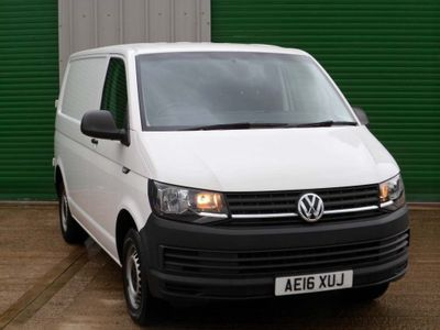 VOLKSWAGEN TRANSPORTER Other 2.0 TDI BlueMotion Tech T28 Startline 5dr (SWB)