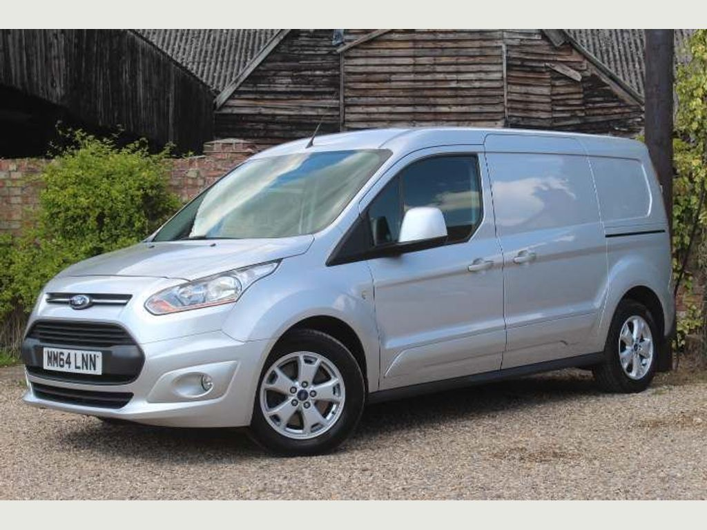 FORD TRANSIT CONNECT Panel Van 1.6 TDCi L2 240 Limited Panel Van 4dr