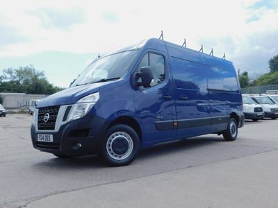NISSAN NV400 Panel Van DEPOSIT TAKEN