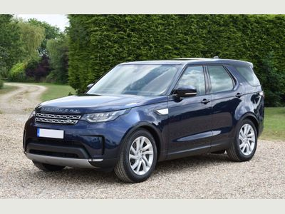 LAND ROVER DISCOVERY SUV 2.0 SD4 HSE SUV 5dr Diesel Auto 4wd
