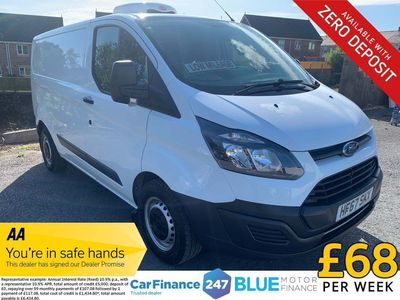FORD TRANSIT CUSTOM Temperature Controlled
