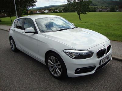 BMW 1 SERIES Hatchback 2.0 120i Sport (s/s) 5dr