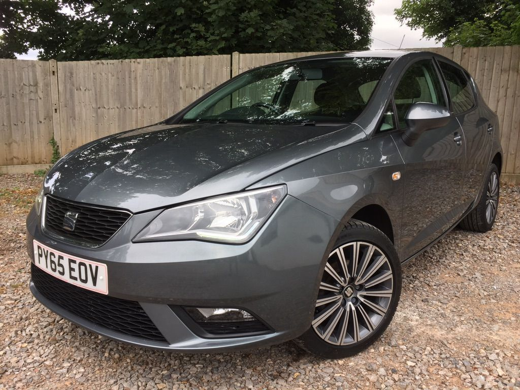 SEAT IBIZA Hatchback 1.2 TSI Connect 5dr
