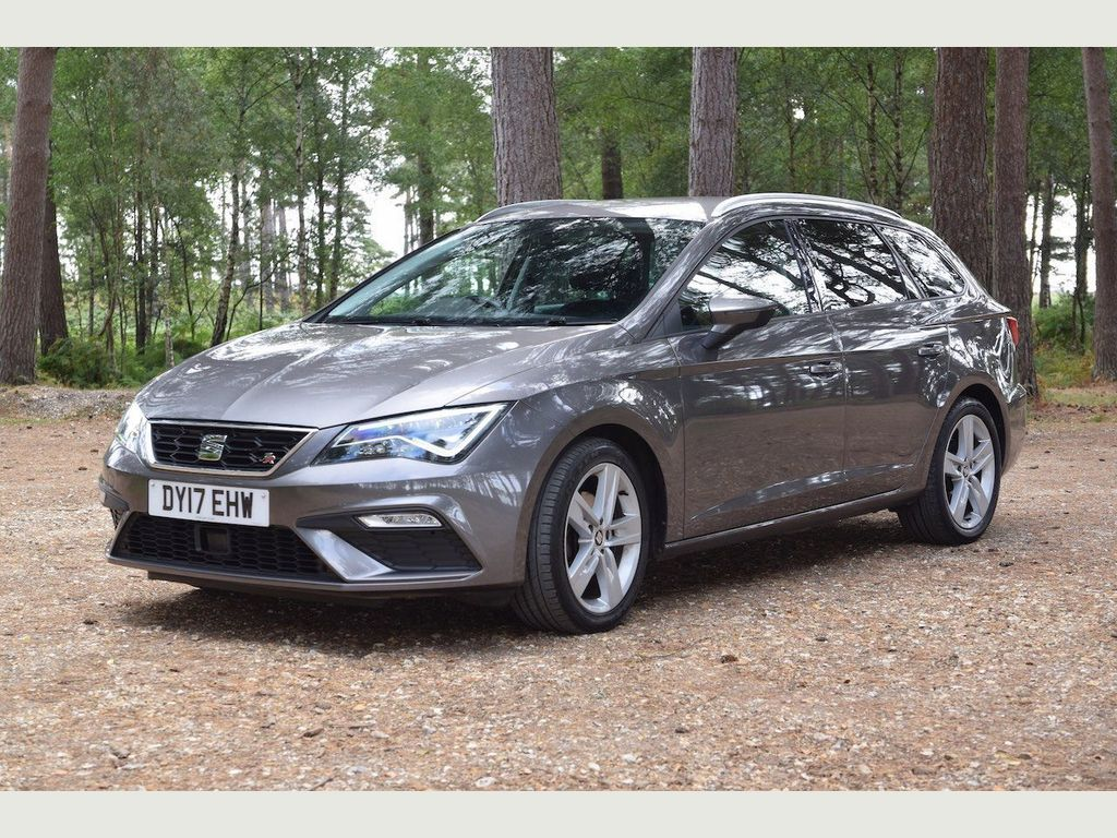 SEAT LEON Estate 1.4 EcoTSI FR Technology ST (s/s) 5dr