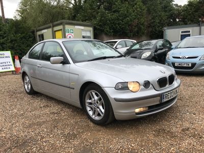 BMW 3 SERIES Hatchback 2.5 325ti SE Compact 3dr