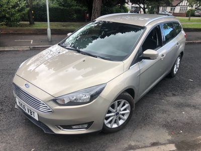 FORD FOCUS Estate 1.0 T EcoBoost Titanium (s/s) 5dr
