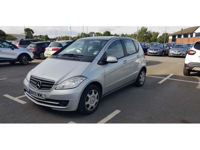 MERCEDES-BENZ A CLASS Hatchback 1.5 A160 BlueEFFICIENCY Classic SE 5dr