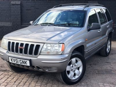 JEEP GRAND CHEROKEE SUV 3.1 TD Limited 4x4 5dr