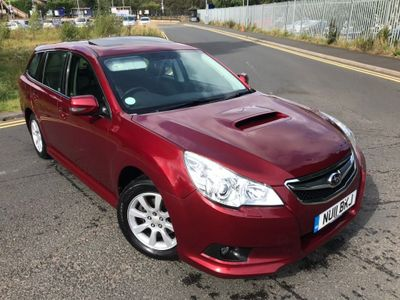 SUBARU LEGACY Estate 2.0 D S Sports Tourer 5dr