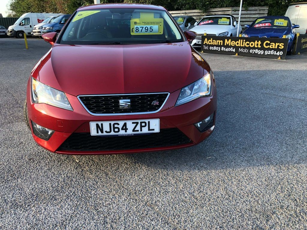SEAT LEON Hatchback 1.4 TSI ACT FR (s/s) 5dr