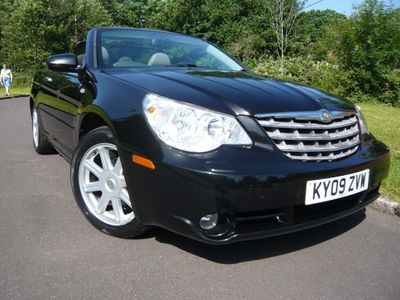 CHRYSLER SEBRING Convertible 2.7 V6 Limited Cabrio 2dr