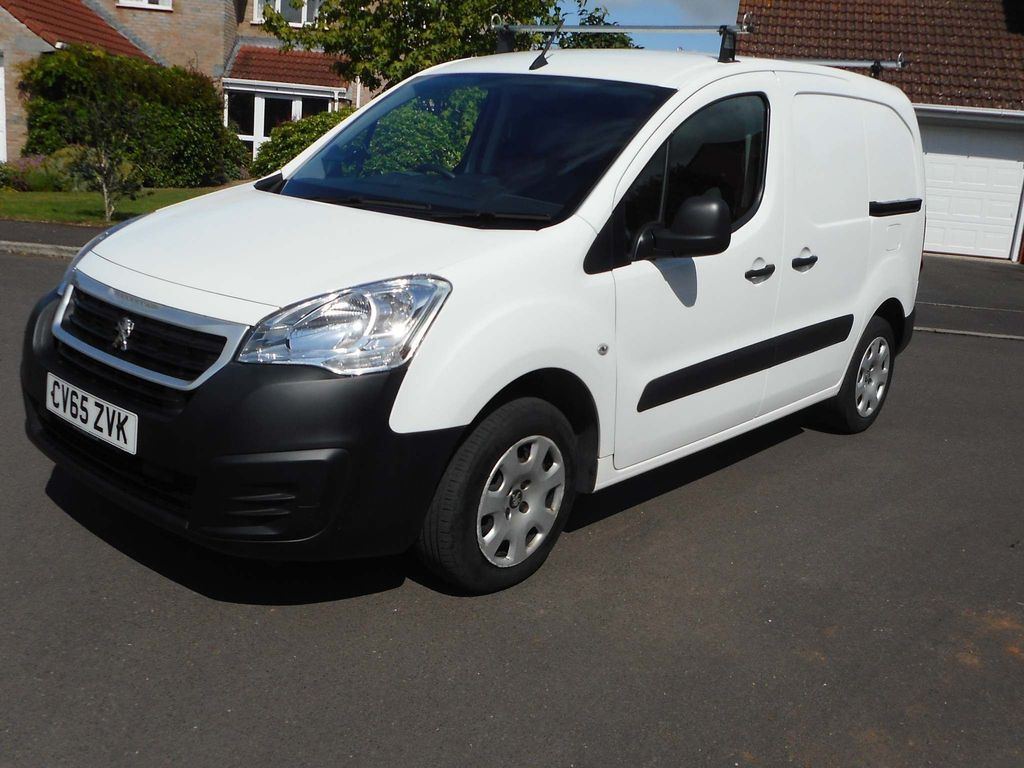 PEUGEOT PARTNER Other 1.6 HDi Professional L1 625 4dr