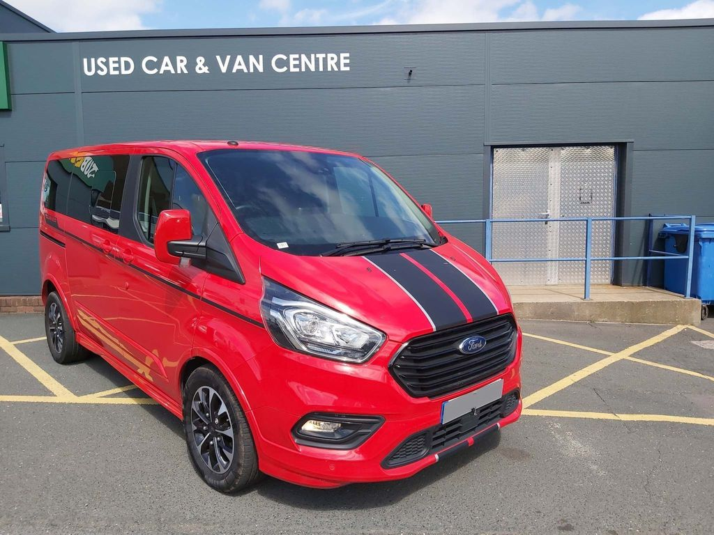 FORD TOURNEO CUSTOM Other 2.0 TDCi 310 L1 Sport Bus 5dr (8 Seats)