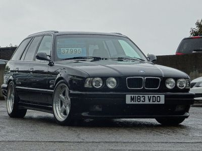 BMW 5 SERIES Estate 4.0 540i Touring 5dr