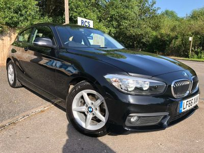 BMW 1 SERIES Hatchback 1.5 116d ED Plus (s/s) 3dr