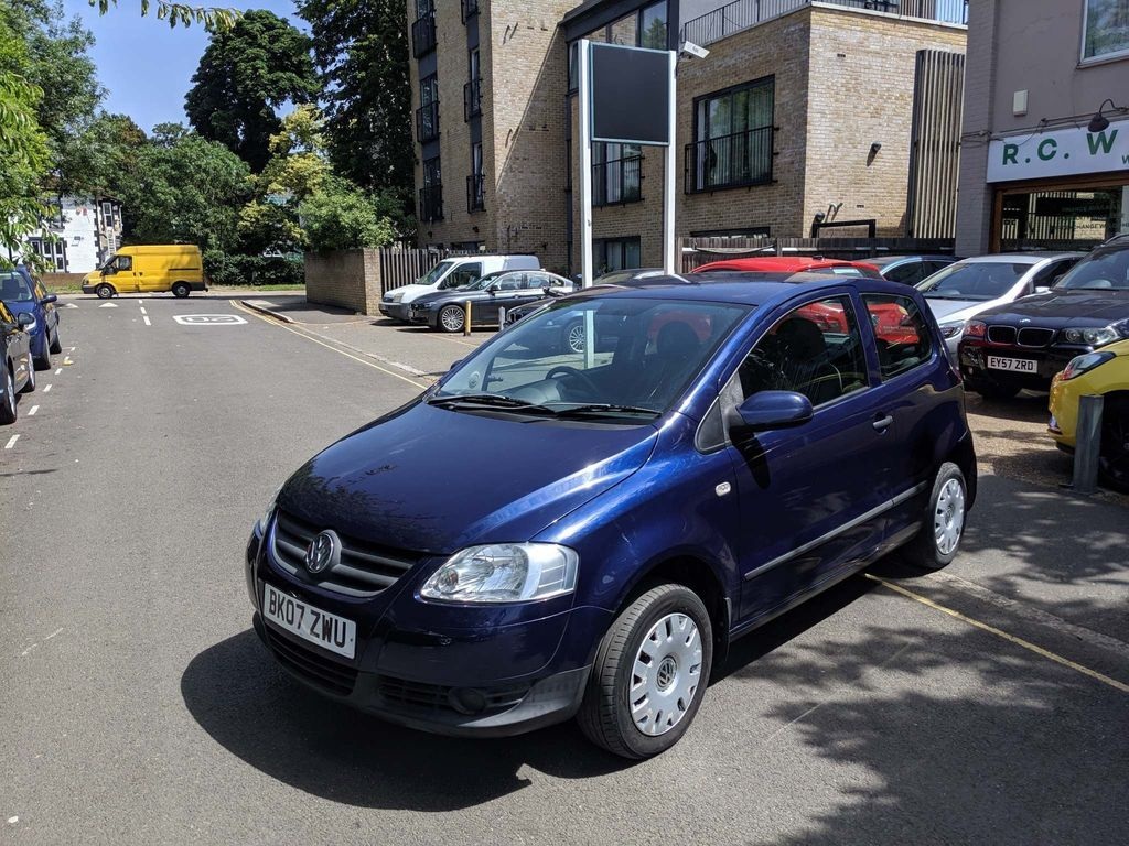 VOLKSWAGEN FOX Hatchback 1.4 3dr