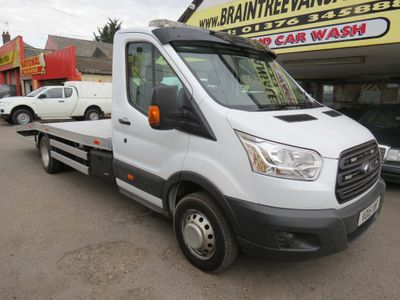 FORD TRANSIT Vehicle Transporter 2.2 TDCi 350 L3H1 RWD 2dr