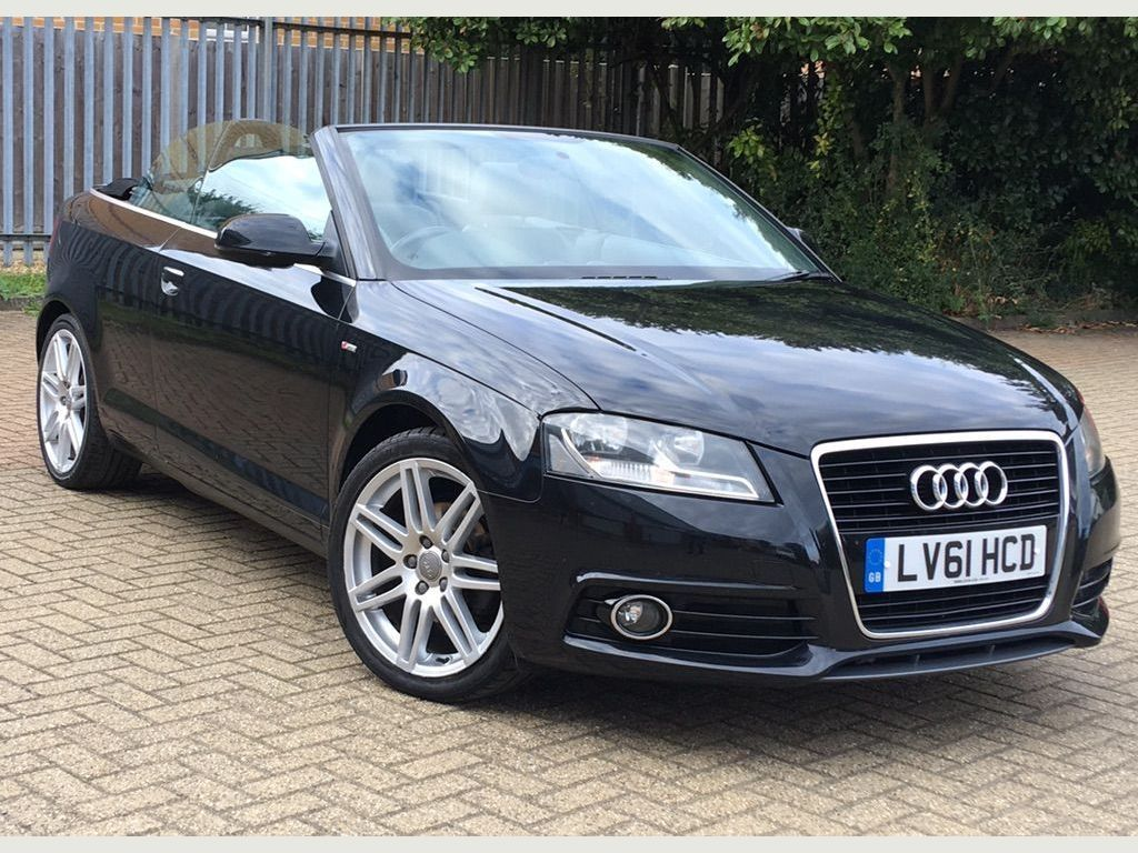 AUDI A3 CABRIOLET Convertible 1.8 TFSI S line Final Edition Cabriolet 2dr