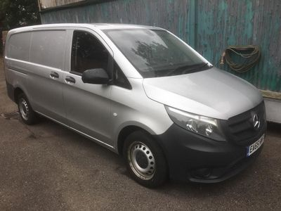 MERCEDES-BENZ VITO Other 1.6 111CDI Extra Long Panel Van 6dr