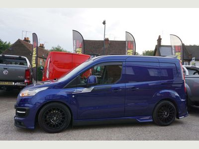 FORD TRANSIT CONNECT Panel Van 1.6 TDCi L1 200 Limited Panel Van 4dr