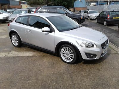 VOLVO C30 Coupe 2.0 D3 SE Geartronic 2dr