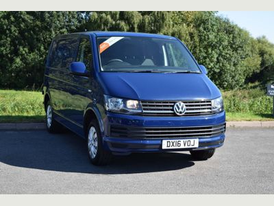 VOLKSWAGEN TRANSPORTER Panel Van 2.0 TDI BlueMotion Tech T30 Startline Panel Van 5dr (SWB)