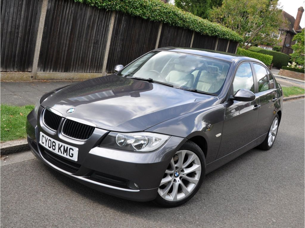 BMW 3 SERIES Saloon 2.0 318i ES Edition 4dr